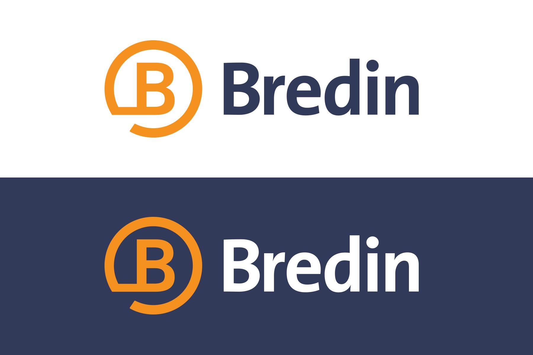 Bredin Logo