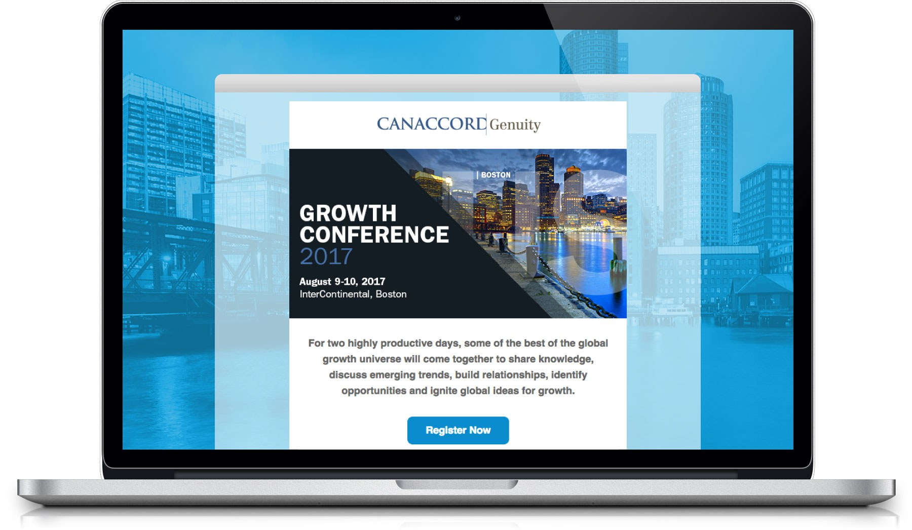 Canaccord Laptop Website 2017