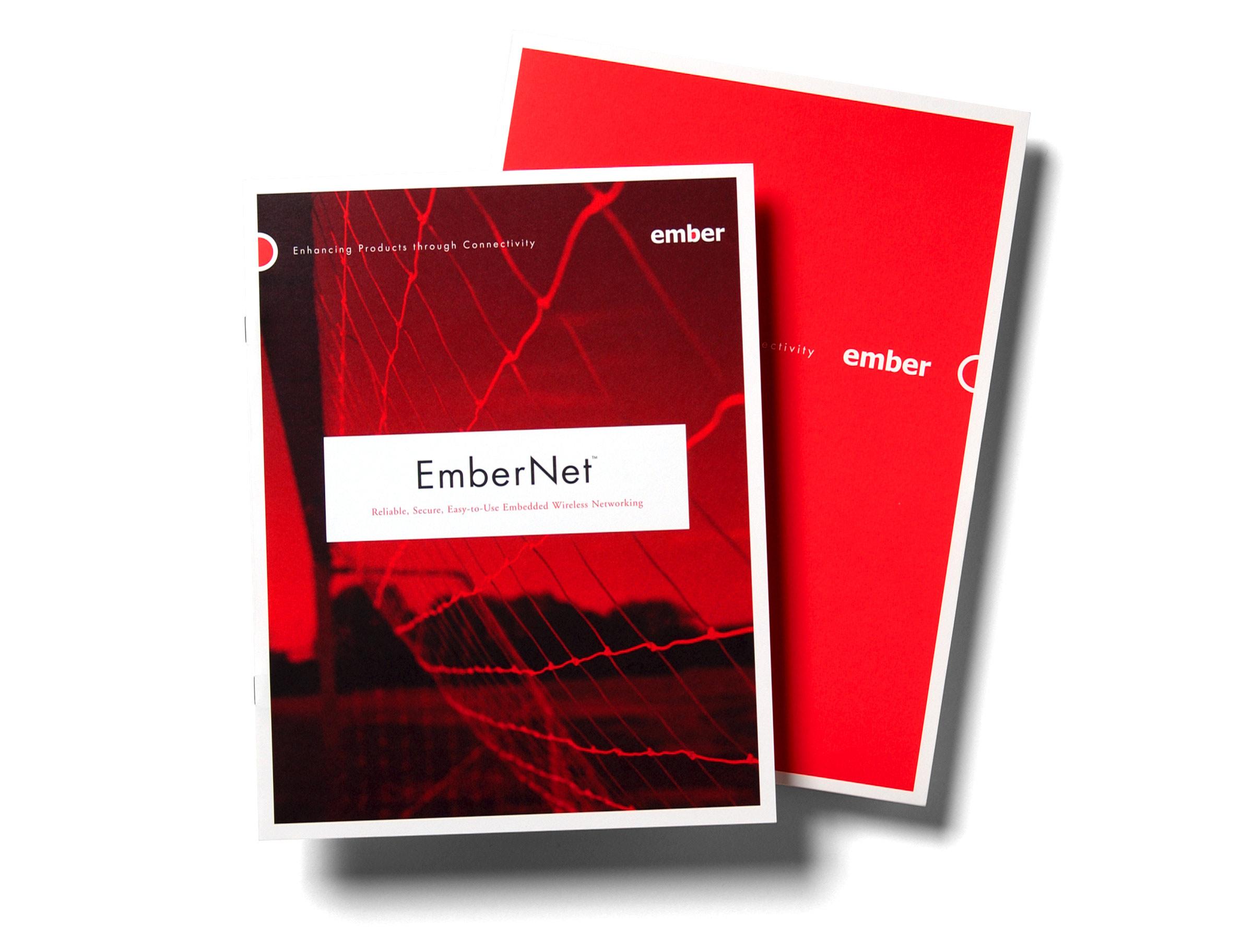 Ember Corporation Branding