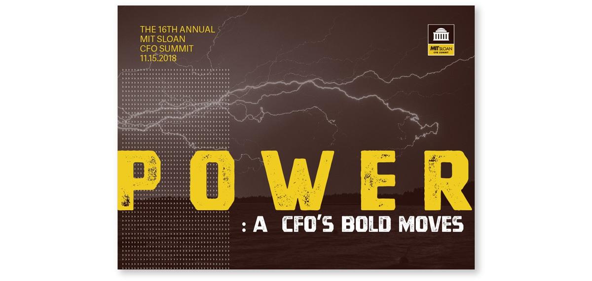 Mit Conferences Cfo2018 Program Cover
