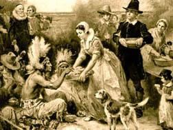 Origin of Thanksgiving