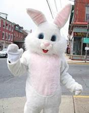 Origin of the Easter Bunny