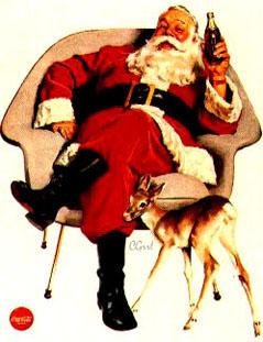 Origin of Santa